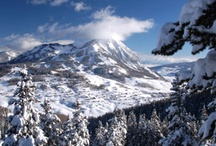 Winter Travel / Cozy retreats and frosty locales that are perfect for winter travel.