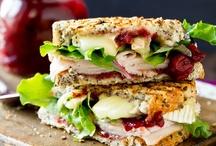 Lunchin' / Sandwiches, sandwiches, sandwiches....my favorite food!