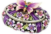 Keepsake Boxes / I don't know why, but I have a thing for cool keepsake boxes!