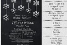 """DIY Printables / DIY printable invitations, invitation templates, party invites, DIY wedding invitations,party stationery, art prints and more, if a pin here takes you to """"expired"""" listing page on ETSY please go here http://www.mgdezigns.com/printables for that product"""