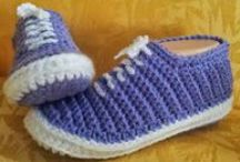 slippers / by Diane Sherman