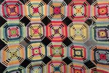 crochet afghans / by Diane Sherman