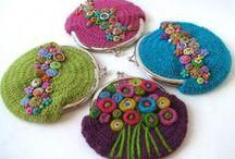 crochet bags / by Diane Sherman