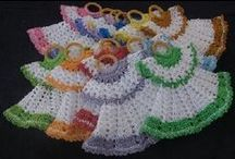 pot holders, dish cloths, coasters / by Diane Sherman
