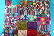 crochet blocks squares / by Diane Sherman