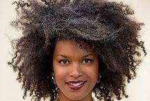Hair Styles for Every Occasion / All hair types and styles and inspiration for short, long, medium hair, braids, weaves, straight, curly, wavy hair styles, afro, relaxed and twisted hair