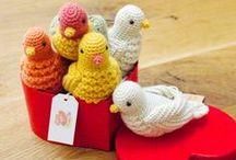 Amigurumi and stuffies / by Diane Sherman