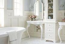 Bathing Beauties: Bathroom Designs / by Elizabeth