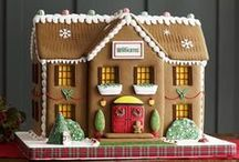 Creative Gingerbread / by Megan Hardman🎭