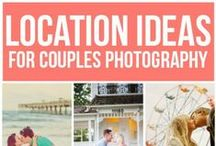 Location Ideas / Location Ideas + Inspiration for Couples Photography