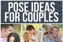 Pose Ideas / Pose Ideas + Inspiration for Couples Photography