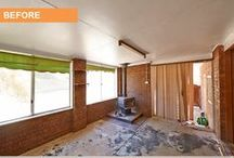Renovation - Before & After Photos - Ruse, Sydney / An internal and external renovation by Cherie Barber