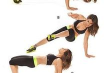 Keeping fit! / exercise, fitness, health, motivation, programs, routines, how to, abs, legs, arms, toned