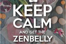 The Zenbelly Cookbook / an epicurean's guide to paleo cuisine; This book bridges the gap between #gourmet #cuisine and the #paleo template!