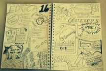 Sketch Notes / Examples and tips on visual noting.