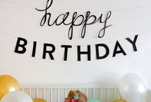 Loulou's first birthday / by Virginie Thomas