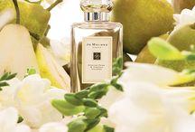 Perfumes / Most wonderful fragrances and beautiful perfume bottles