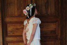 Bodas-vestidos / Alegría, naturaleza, verdad y estilo