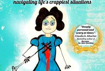 Un-Crap Your Life Book / Sign up for my newsletter to get your free eBook for UN-CRAP YOUR LIFE.  http://bit.ly/1cda6aG My books details my worst life experiences and how I managed to escape each one.