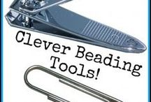 Beading Tools and essentials for crafts
