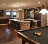 Games and Playroom Design and Styling / How to style your playroom, games room for children, the whole family, the man cave or teenagers where you relax, play and rest