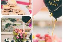 Party & Entertaining Inspiration and Ideas / Entertainment essentials for your party! How to style your special event, occasion, function, party including table settings, decorations, room decor, indoor and outdoor space