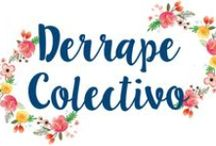 #DerrapesColectivos / Reseñas en forma de entrevistas.