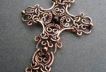 Beautiful Crosses / Crosses of all kinds that show faith.