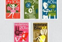 Design - Vintage Postage