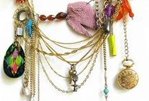 crafts: jewelry . ideas / Jewelry related ideas and inspirations. No tutorials. You can find links with tutorials on my D I Y boards. / by Jodi B. Loves Books