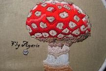 Mother Eagle's work / A collection of images of my textile art from my blog