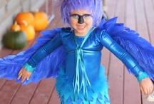Rio Blue Mccaw Costume