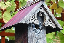 Birdhouses / by Dara Inman