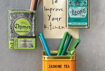 DIY/Repurposing  / Fun things to make one day when I have time (so probably never...).  / by Caitlin Ross