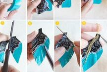 diy . jewelry / Jewelry making with links to tutorials. Check out my other DIY boards for more crafty ideas! / by Jodi B. Loves Books