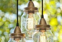 Mason Jar Craftiness / by Tammy Lynn Chester
