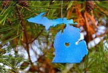 Michigan! / by JustJaynes - Personalized Jewelry