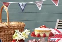 Great British Wedding theme / Popular quintessentially British wedding theme