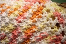 CROCHET / THE HOW TO IN THE WORLD OF CROCHET / by Jackie Walmer