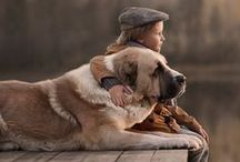 Children & their pets... / all about the little people and their love of animals