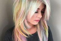 hair: curl up & dye / Hair: Color, cut,  styles, tips,  tricks,  tutorials,  inspiration.