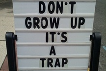 FUNNY SIGNS / SIGNS WE CAN SEE / by Jackie Walmer