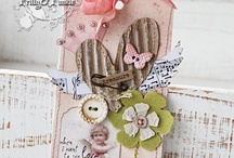 Cards - Tags / by Valerie ...
