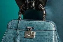 Handbags & Clutches / by Karen M. Callier