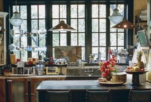(For the) Kitchen/Dining / by Jessica Maya