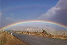 A Pot of Gold Awaits / Rainbows - my sign that all will be fine
