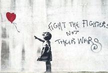 Artist - Banksy / English artist