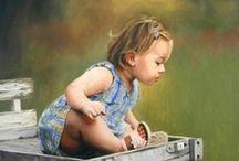 Artful Children / Cute, weird and funny children