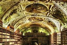 Inner Sanctum / Inside some of the most beautiful buildings on earth - architecture as well as design