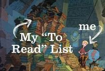 Books to read / by Tammy Lynn Chester